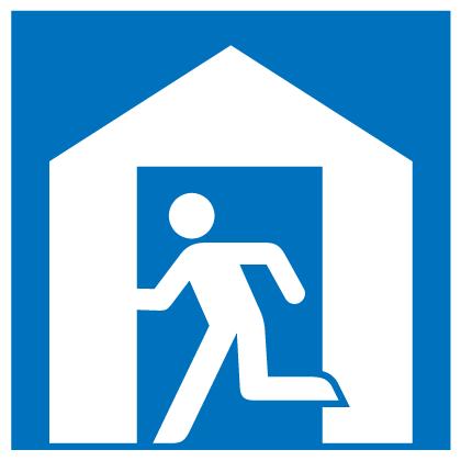 The welfare refuge icon